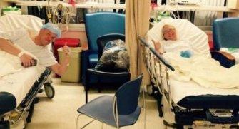 ABD'de bir adam, karaciğerini bağışlayarak hayatını kurtardığı genç kadınla evlendi.